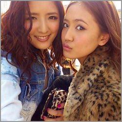 E-girls,藤井姉妹,かわいい,画像