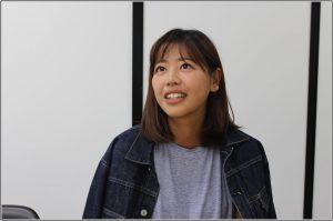 坂口佳穂,大学,学部