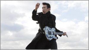 布袋寅泰,ギター,下手