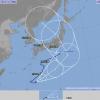 2016台風10号の気象庁最新予想は?なぜ進路変更した?