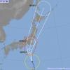 2016台風9号10号11号の気象庁の最新進路予想!いつ上陸する?