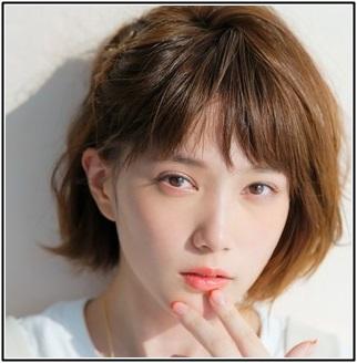 本田翼,校閲ガール,髪型,かわいい