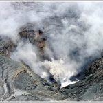 阿蘇山噴火の最新情報!現在のレベルや被害状況や熊本地震の関係は?