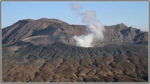 阿蘇山,噴火,熊本,地震,関係