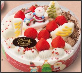 シャトレーゼ,クリスマスケーキ,2016,予約,通販