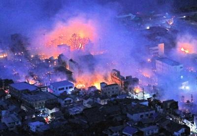 糸魚川市,火災,なぜ,大規模