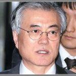 2017年韓国大統領選挙の有力候補者文在寅の反日発言と赤化統一