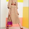 武井咲の貴族探偵の衣装!トレンチコートやバッグのブランドは?