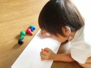 年賀状 手作り 子ども おすすめ スタンプ