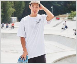 平岡卓 スケートパーク