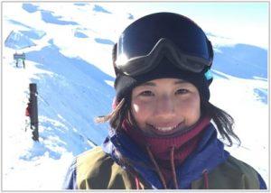 今井胡桃 スノーボード かわいい インスタ 水着 画像