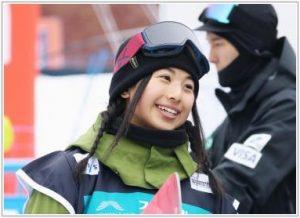 今井胡桃 スノーボード 出身 中学 高校