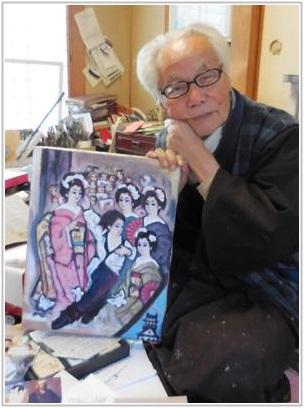 宇野昌磨 祖父 ハーフ 日本画家