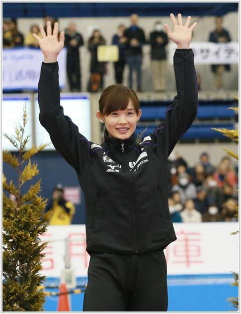 郷亜里砂 スケート かわいい 画像