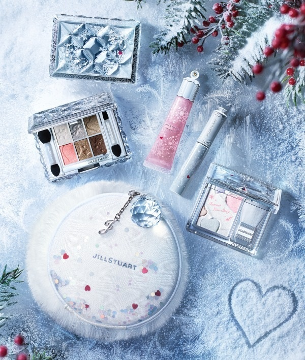 ジルスチュアートのクリスマスコフレ2018